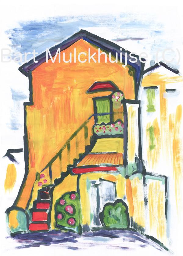 escalier-de-facade-stairs