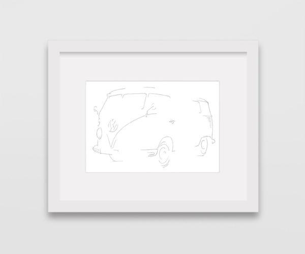 vw-transporter-volkswagen-hippy-bus-drawing